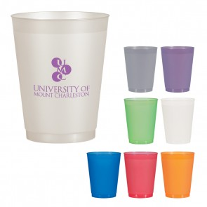 Promotional Cups - Frost Flex Stadium Cup | 16 oz