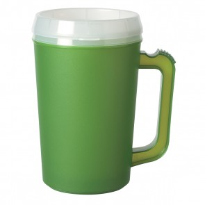 Thermo Insulated Mugs | 22 oz - Green