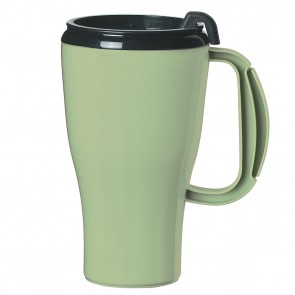 Evolve Omega Mugs   16 oz - Green