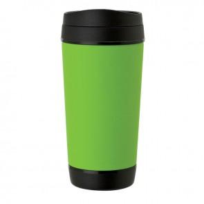 Perka Insulated Mugs   17 oz - Lime Green