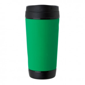 Perka Insulated Mugs   17 oz - Green