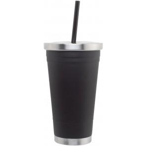 Spirit Vacuum Insulated Tumblers   18 oz - Matte Black