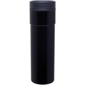 Foam Insulated Como Tumblers   16 oz - Black