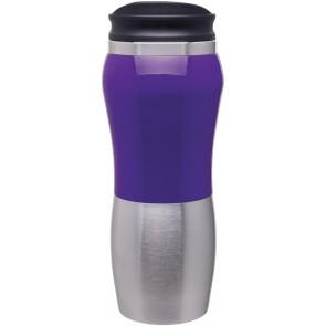 Maui Fusion Foam Insulated Tumblers | 14 oz - Purple