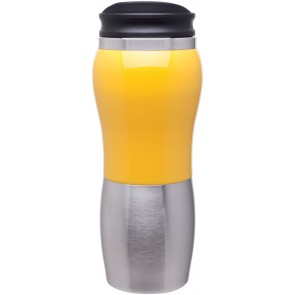 Maui Fusion Foam Insulated Tumblers | 14 oz - Yellow