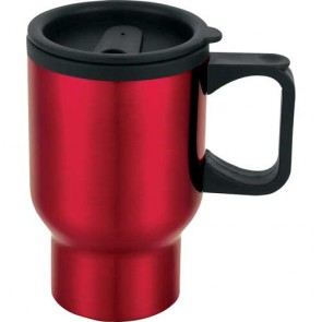 Laguna Travel Mugs | 16 oz - Red