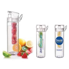 Personalized Promo Water Bottles - Custom Infuser Bottle | 27 oz