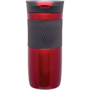 Contigo Byron Vacuum Insulated Mugs | 16 oz - Red