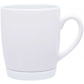 Cruz Mugs | 10 oz - White