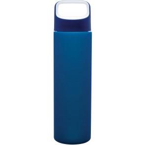 H2Go Inspire Glass Water Bottles | 18 oz - Blue