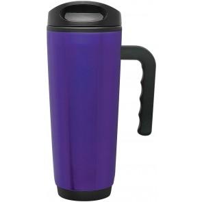 Odyssey Double Wall Mugs | 18 oz - Purple