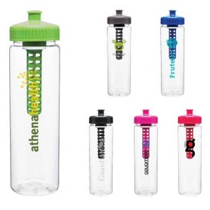 Custom Logo Water Bottles - H2Go Ultra Coconut Filter Bottle | 25 oz