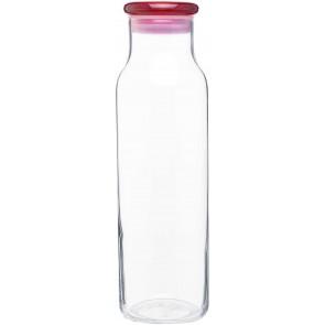 H2Go Vibe Glass Bottles | 22 oz - Red