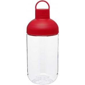 H2Go Capsule Bottles   34 oz- Red