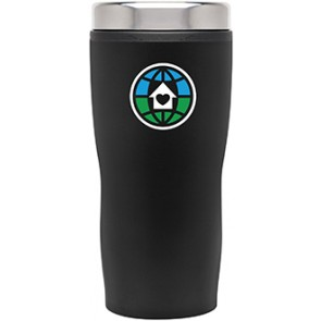 Double Wall Stainless Steel Stealth Tumblers | 16 oz - Matte Black