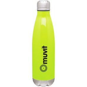 H2Go Force Thermal Bottles | 26 oz - Neon Yellow