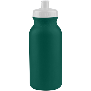 The Omni - 20 oz. Bike Bottles Colors-Eco-Dark-Green