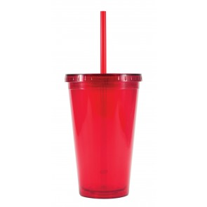 Freedom Tumblers | 16 oz - Red