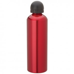 Domed Sport Flask | 33.8 oz - Red