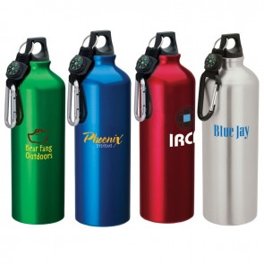 Flask with Carabiner | 33.8 oz