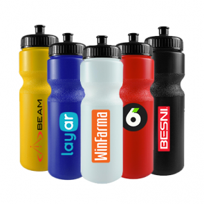 Personalized Water Bottles - The Journey Bottle - 28 oz. Bike Bottle Colors