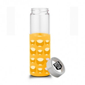 Veranda Grip | 20 oz - Clear with Yellow Grip