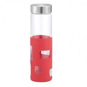 Sili Window Glass Bottles | 20 oz - Red