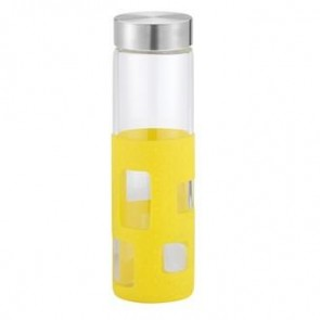 Sili Window Glass Bottles | 20 oz - Yellow