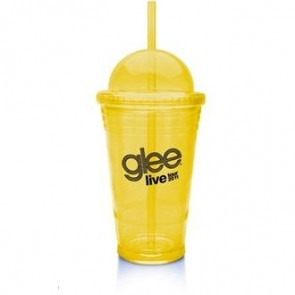 Slurpy With Dome Lid | 16 oz - Yellow
