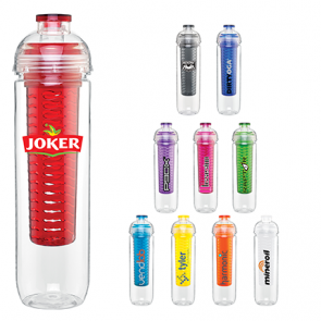 Custom Water Bottles - H2Go Fresh Infuser Water Bottles | 27 oz