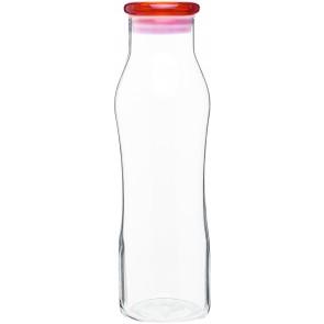 H2Go Vue Glass Bottles | 20 oz - Tangerine