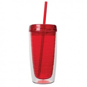 Hot / Cold AS Tumblers | 16 oz - Red