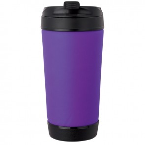 Perka Insulated Spill-Proof Mugs | 17 oz - Purple