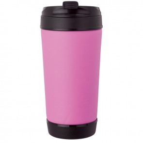 Perka Insulated Spill-Proof Mugs | 17 oz - Pink