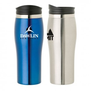Promo Tumblers - Personalized Stainless Steel Tumbler | 16 oz