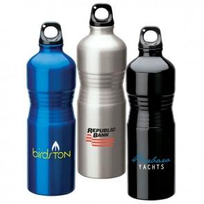 Printed Promotional Aluminum Water Bottles - Printed Aluminum Water Bottle | 23 oz