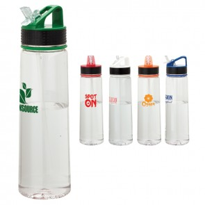 Personalized Water Bottles - Custom Logo Tritan Water Bottle | 30 oz