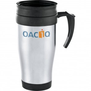 Custom Logo Mugs - Java Stainless Mug | 14 oz