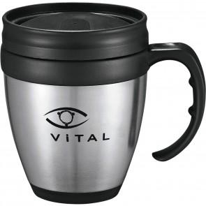 Promotional Mugs - Customizable Java Desk Mug | 14 oz