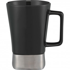 Ceramic Desk Mugs | 16 oz - Black
