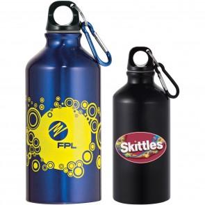 Personalized Promo Water Bottles - Phoenix Aluminum Bottle | 17 oz