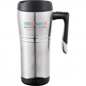 Promotional Mugs - Cutter & Buck Performance Series Travel Mug | 16 oz