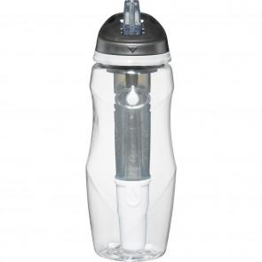 Cool Gear Water Filtration Sport Bottles | 26 oz - Grey