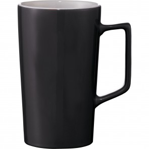 Venti Ceramic Mugs | 20 oz - Black