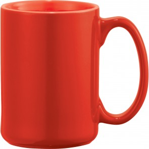 Jumbo Ceramic Mugs | 14 oz - Red