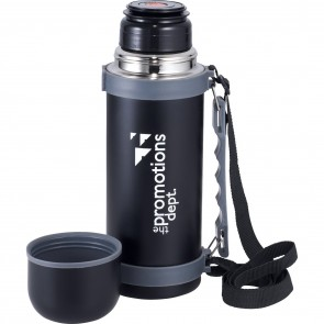 Personalized Promo Water Bottles - High Sierra Vacuum Insulated Bottle | 25 oz