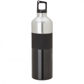 Aluminum Water Bottles | 25 oz - Black