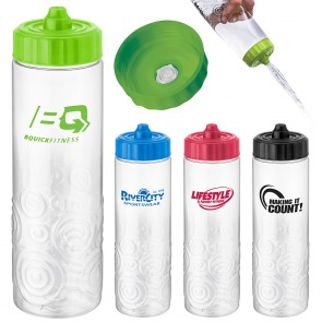 Personalized Promo Water Bottles - Miramar Water Bottle
