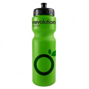 The Journey Bottles - 28 oz. Bike Bottles Colors-Lime-Green