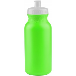 The Omni - 20 oz. Bike Bottles Colors-Lime-Green